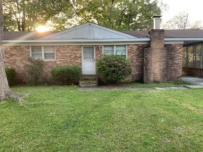 Goose Creek Single Family Home Contingent: 124 Gator Drive