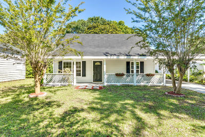 Charleston Single Family Home For Sale: 2222 Maxcy Street