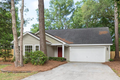 Johns Island Single Family Home Contingent: 1728 Barracuda Road