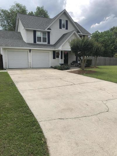 North Charleston Single Family Home For Sale: 5313 Sumters Run