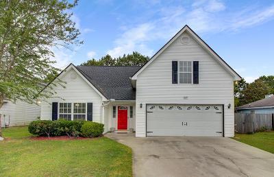 North Charleston Single Family Home Contingent: 8377 Waltham Road