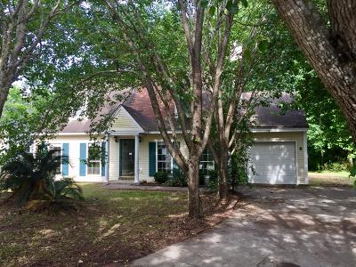 Goose Creek Single Family Home For Sale: 118 W Hartwick Lane