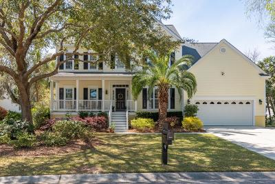 Mount Pleasant Single Family Home Contingent: 1295 Palmetto Peninsula Drive