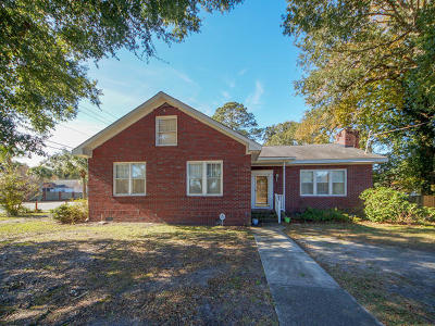 North Charleston Single Family Home For Sale: 4801 W Park Place