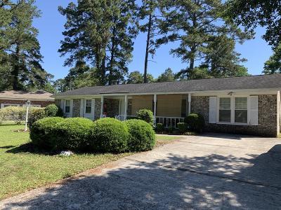 North Charleston Single Family Home For Sale: 8294 Delhi Road
