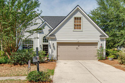 Mount Pleasant Single Family Home For Sale: 533 Pritchards Point Drive