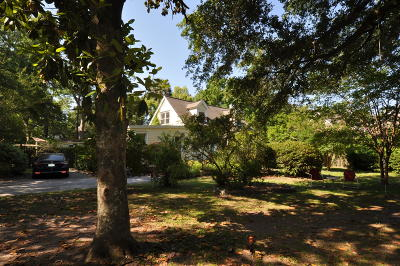Charleston Single Family Home For Sale: 2189 Wappoo Hall Road