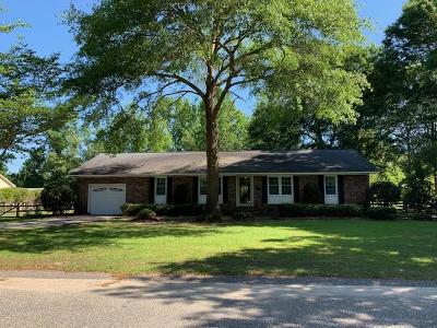 Single Family Home Contingent: 1259 Canterberry Drive