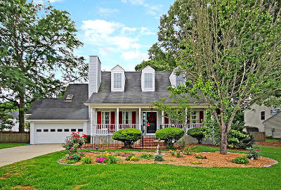 Goose Creek Single Family Home For Sale: 117 Berringer Drive