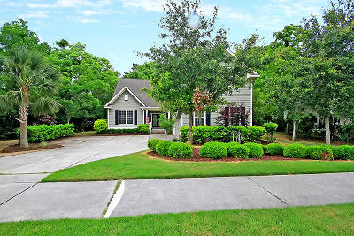 Charleston Single Family Home For Sale: 300 Shadowmoss Parkway