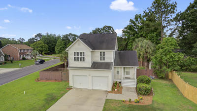 Charleston Single Family Home Contingent: 2451 Wensley Drive