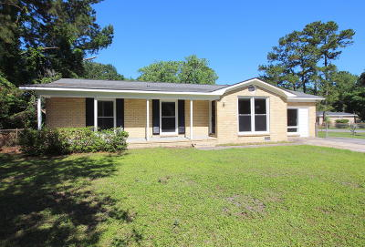 Summerville Single Family Home For Sale: 206 Iris Street