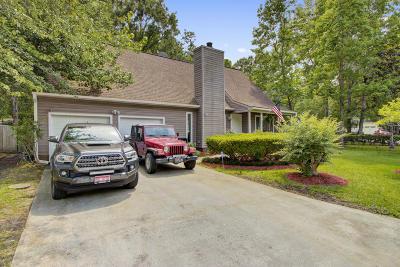 Goose Creek Single Family Home For Sale: 165 Bridgecreek Drive