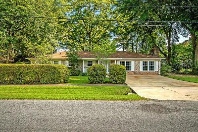 Summerville Single Family Home For Sale: 125 Farmhill Drive
