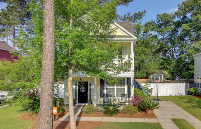 Summerville Single Family Home Contingent: 8947 Planters Row Lane