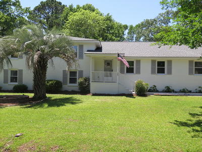 Charleston Single Family Home Contingent: 437 Martello Drive