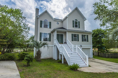 Charleston Single Family Home For Sale: 1130 Wayfarer Lane