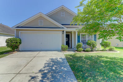 Hanahan Single Family Home For Sale: 1160 Deerberry Road