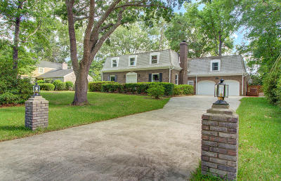Summerville Single Family Home For Sale: 102 Lakeview Drive