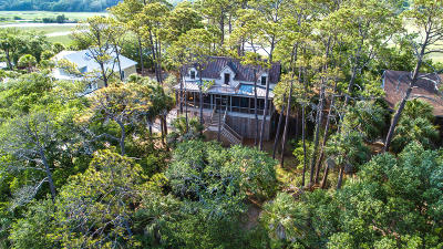 Edisto Island Single Family Home For Sale: 7640 Legare Road