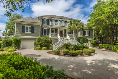 Isle Of Palms SC Single Family Home For Sale: $1,785,000
