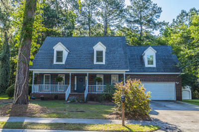 Summerville Single Family Home For Sale: 221 King Charles Circle