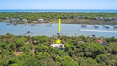 Isle Of Palms SC Single Family Home For Sale: $649,000