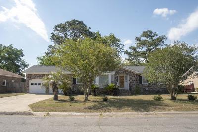 North Charleston Single Family Home For Sale: 4342 Evanston Boulevard