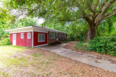 Summerville Single Family Home For Sale: 2503 S Hwy 17a
