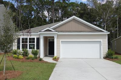 Johns Island Single Family Home For Sale: 2645 Alamanda Drive