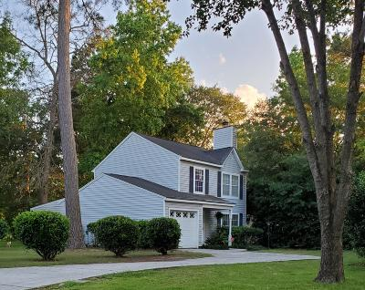 Charleston Single Family Home For Sale: 2028 Wild Flower Lane
