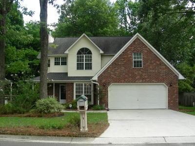 North Charleston Single Family Home For Sale: 8167 Sherbrooke Lane