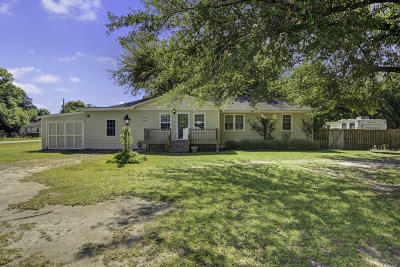 Walterboro Single Family Home For Sale: 318 Live Oak Street
