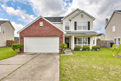Summerville Single Family Home For Sale: 5019 Ballantine Drive