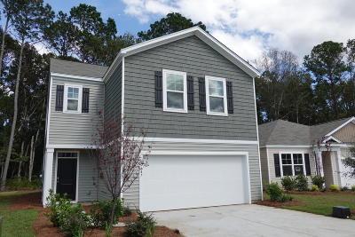 Johns Island Single Family Home For Sale: 2647 Alamanda Drive