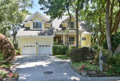 Johns Island Single Family Home For Sale: 4287 Fripp Lane