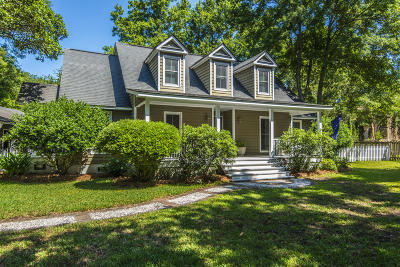 Mount Pleasant Single Family Home For Sale: 941 Pine Hollow Road