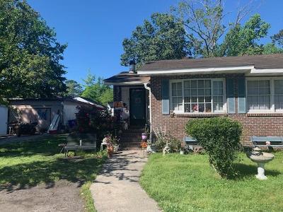 North Charleston Single Family Home For Sale: 4623 W Ada Avenue