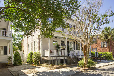 Charleston Single Family Home For Sale: 4 Savage Street