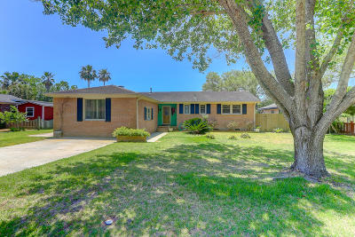 Charleston Single Family Home Contingent: 697 Windward Court