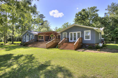 Single Family Home Contingent: 1237 Brassfield Drive