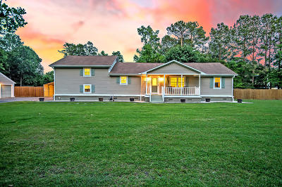 Summerville Single Family Home For Sale: 201 Turtle Point Road