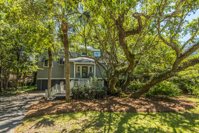 Isle Of Palms SC Single Family Home Contingent: $975,000