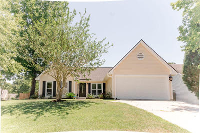 Goose Creek Single Family Home For Sale: 217 Ibis Lane