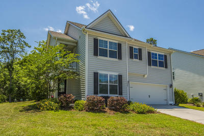 Charleston Single Family Home For Sale: 1021 Harbortowne Road
