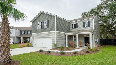 Johns Island Single Family Home For Sale: 2642 Alamanda Drive