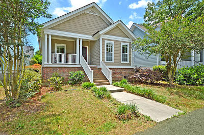 North Charleston Single Family Home For Sale: 5246 E Dolphin Street