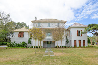 Sullivans Island SC Single Family Home For Sale: $2,945,000
