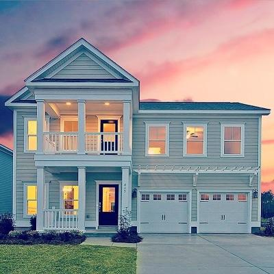 Single Family Home For Sale: 3045 Caspian Court