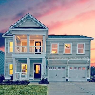 Mount Pleasant Single Family Home For Sale: 3033 Caspian Court